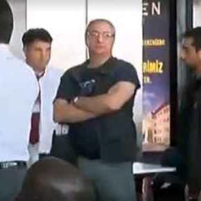 «Στριπτίζ» του Ισραηλινού πρέσβη μπροστά στις τουρκικές κάμερες – «Ταπεινώνουν τον πρέσβη μας» φωνάζουν οργισμένοι οι Ισραηλινοί – «Οφθαλμόν αντί οφθαλμού»: «Ξεβράκωσαν» τον Τούρκο αναπληρωτή πρεσβευτή oι Iσραηλινοί μπροστά στιςκάμερες
