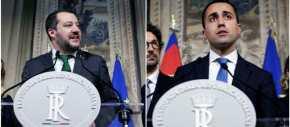 Ταραχή στις Βρυξέλλες από την εθνική κυβέρνηση που σχηματίζεται στη Ρώμη – «Θα διαλύσουν την ευρωζώνη» μοιρολογούν οιFT