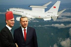 Πρωτοφανές άδειασμα του ΝΑΤΟ – Κατάπιαν «αμάσητη» τουρκική παράνομη ΝΟΤΑΜ στην Κύπρο – Νομιμοποιούν τις προκλητικές ενέργειες τηςΆγκυρας
