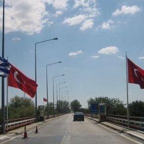Σύλληψη Τούρκου πολίτη στα Καστανιές τουΈβρου