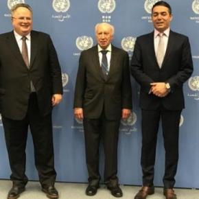 Στις ΗΠΑ ο Νίκος Κοτζιάς: Εβδομάδα επαφών με Πομπέο – Ντιμιτρόφ –Νίμιτς