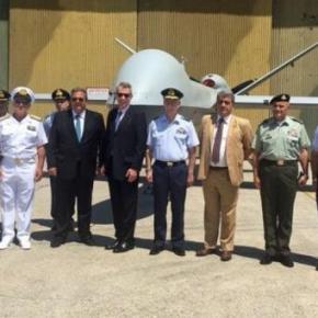 Λάρισα: Στα drones της ΠΑ Καμμένος – Πάϊατ –ΒΙΝΤΕΟ