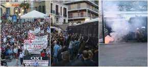 Λέσβος: Ολο το νησί στην πορεία διαμαρτυρίας -Σοβαρά επεισόδια με τα ΜΑΤ [εικόνες & βίντεο]  Πηγή: Λέσβος: Όλο το νησί στην πορεία διαμαρτυρίας -Σοβαρά επεισόδια με τα ΜΑΤ [εικόνες &βίντεο]