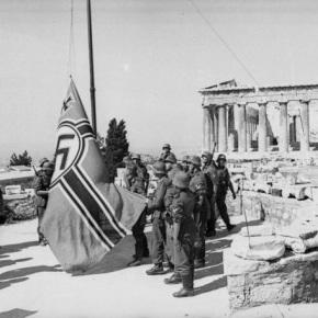 30 Μαίου 1941: Όταν ο Σάντας και ο Γλέζος κατέβασαν τη ναζιστική σημαία από τηνΑκρόπολη
