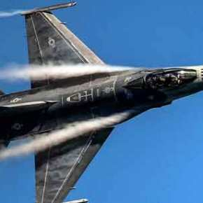 F-16 Viper: Το «νέο» μαχητικό της ελληνικής Πολεμικής Αεροπορίας(βίντεο)