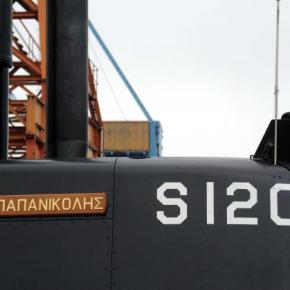 Ελλάδα – Τουρκία: Το «ζύγι» των υποβρυχίων τύπου «Παπανικολής» στοΑιγαίο