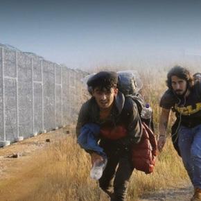 Τον Απρίλιο περάσαν τον Έβρο 4.000μετανάστες