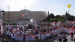 Πρωτομαγιά με απεργίες καισυλλαλητήρια