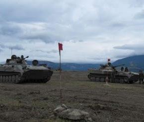 Βουλγαρία: Σκοπιανοί εκπαιδεύθηκαν στη χρήση αρμάτων μάχηςT-72