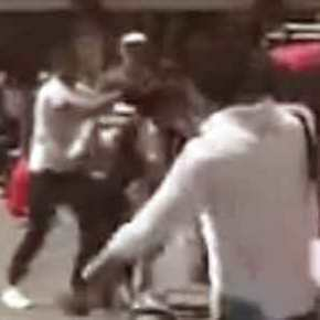Θεσσαλονίκη: Πακιστανός προσπάθησε να ληστέψει νεαρό και έφαγε το ξύλο της χρονιάς του(βίντεο)