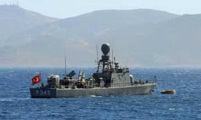 Ύποπτα παιχνίδια: Ο τουρκικός «θαλάσσιος λέων» κυκλώνει το μισόΑιγαίο