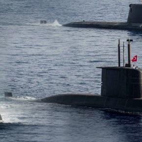 Der Spiegel: Η Γερμανία παραδίδει 6 υποβρύχια στηνΤουρκία