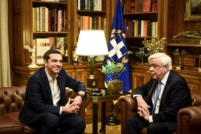Σκοπιανό: Αύριο στις 9.30 το πρωί ο πρωθυπουργός ενημερώνει τον Πρόεδρο τηςΔημοκρατίας!