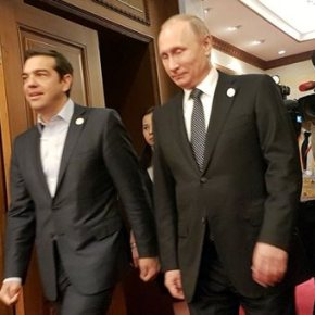 Πιθανή συνάντηση Τσίπρα με Πούτιν στο περιθώριο του Μουντιάλ τηςΡωσίας