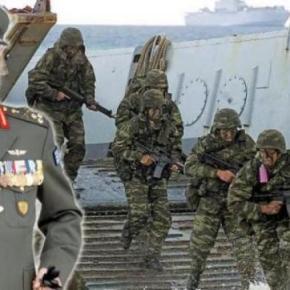 «Καταιγιστικός» ο Στρατηγός Ζιαζιάς για τις ΈνοπλεςΔυνάμεις
