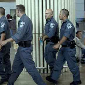 Ξεγύμνωσαν επιβάτες στο αεροδρόμιο Κρήτης Ισραηλινοίαστυνομικοί