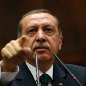 Παραληρηματική επίθεση του Ρ.Τ.Ερντογάν κατά της Ελλάδας: «Είναι τελειωμένη και χρεοκοπημένη χώρα με χάλιαδρόμους»