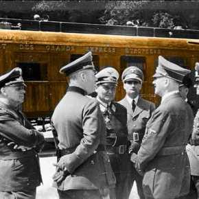 Ένα Βαγόνι με ιστορία – 1918-1940 δυο συνθήκες που υπογράφτηκαν στο ίδιο βαγόνι… (φωτογραφίες καιΒίντεο)