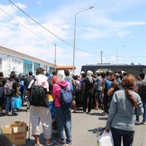 Εκρηκτική η κατάσταση στη Μόρια μετά τιςσυγκρούσεις