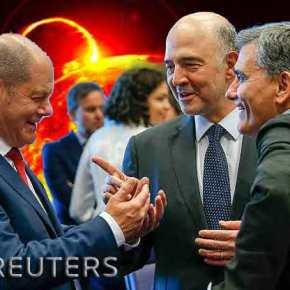 «Καυστικό» Reuters για την συμφωνία Τσίπρα-Καμμένου περί δήθεν μείωσης του χρέους: «Μνημόνιο μέχρι να σβήσει οήλιος»!