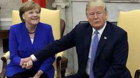 Ο Ν.Τραμπ απαντάει στην Α.Μέρκελ με φόρο στα γερμανικά αυτοκίνητα έως και…35%!