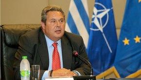 Καμμένος: Η Τουρκία προανήγγειλε πολεμική επιχείρηση, ενημερώνω ΝΑΤΟ-ΕΕ -Αυστηρή απάντηση στηνΆγκυρα