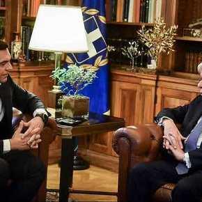 Τσίπρας σε Παυλόπουλο: Έχουμε συμφωνία για το Σκοπιανό –ΒΙΝΤΕΟ