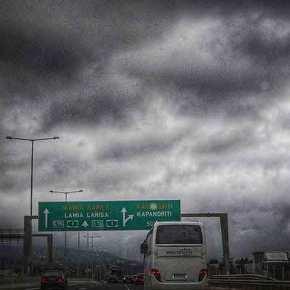 Καιρός: Στο έλεος της «Νεφέλης» η Ελλάδα – Ακραία φαινόμενα με καταιγίδες και χαλάζι(pics)