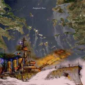 Ο πόλεμος στο Αιγαίο είναι πρωτίστως ναυτικός! Τι δείχνουν τα στοιχεία των τουρκικώνπροκλήσεων