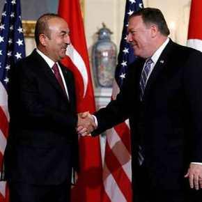 Αναθεωρούν οι ΗΠΑ τη στρατηγική στην Ανατολική Μεσόγειο – Τα ξαναβρίσκουν με τηνΤουρκία;