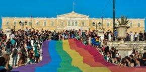 «Παρούσα» στο Athens Pride 2018! Ποια πολιτικά πρόσωπα έδωσαν το παρών στην εκδήλωση! (photo+video)