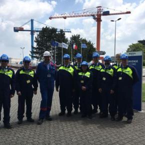 Η πρώτη «επαφή» με Belharra: Στα ναυπηγεία της Naval Group ηΓΔΑΕΕ