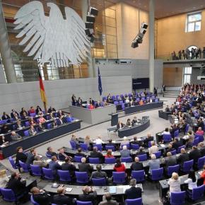 Στη Bundestag η συμφωνία για το τέλος του ελληνικούπρογράμματος