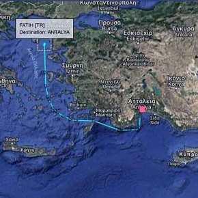 Ξεκινά ο ενεργειακός πόλεμος Ελλάδας-Τουρκίας από Κρήτη μέχριΚύπρο