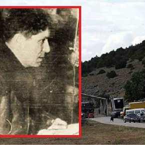 ΘΑ ΣΥΓΚΛΟΝΙΣΤΕΙΤΕ ΑΠΟ ΤΟ ΜΕΓΕΘΟΣ ΤΗΣ ΠΡΟΔΟΣΙΑΣ…!!! Στο χωριό Ψαράδες στις Πρέσπές στις 26 Μαρτίου του 1949 ο Ζαχαριάδης διακήρυξε το δικαίωμα της αυτοδιάθεσης του «μακεδονικού»λαού…!!!