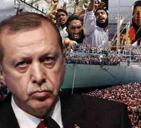 Πολυμετωπική κρίση με δεδομένη σύγκρουση: «Θα χτυπήσουμε την οικονομία σας πλημμυρίζοντας τα νησιά μεπρόσφυγες»