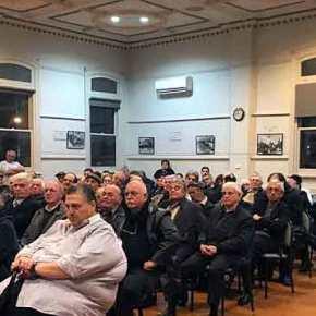Ανεπιθύμητος ο Παυλόπουλος στην Ομογένεια τηςΜελβούρνης