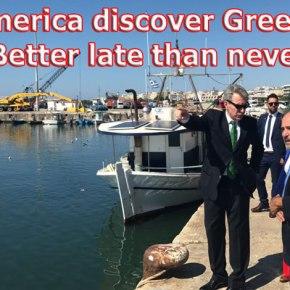 Ο σφιχτός εναγκαλισμός ΗΠΑ-Ελλάδας φέρνει εξελίξεις σε ελληνοτουρκικά καιΟρθοδοξία