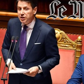 Le Monde: «Η νέα ιταλική κυβέρνηση θα συγκρουστεί με την ΕΕ – Δώστε λύση τώρα στο ελληνικό χρέος πριν να είναι αργά…»