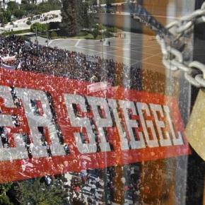 Der Spiegel: «Πιστεύουν οι Έλληνες ότι πέρασε ηκρίση;»