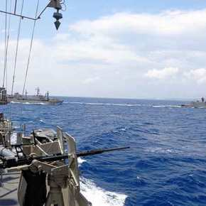 Ξέσπασε η «Καταιγίδα»: Απλώνεται ο Στόλος στοΑιγαίο