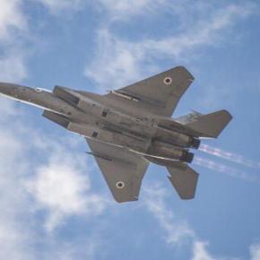 Ισραηλινά μαχητικά σαρώνουν το Kυπριακό FIR: «Δίχτυ» προστασίας απλώνει το Τελ-Αβίβ – Ηχηρότατο μήνυμα στονΕρντογάν