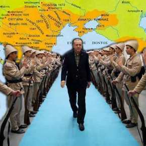 Ο Ερντογάν σε επιστολή στα Σκόπια: «Αγαπητοί απόγονοι των Οθωμανών μετά από αυτή τη νίκη, μαζί θα γίνουμεένα!»