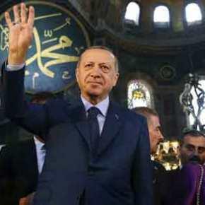 Ρ.Τ. Ερντογάν: «Θα έχουμε πόλεμο Τούρκων και χριστιανών αν δεν ανακαλέσει τις απελάσεις ιμάμηδων ηΑυστρία»