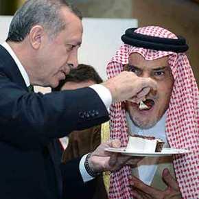 """Ο πανικός του Ερντογάν που τάζει πια ακόμη και καφενεία με """"κέϊκ και τσάϊδωρεάν""""!"""