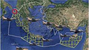 40 ισραηλινά μαχητικά στην Ελλάδα – Πακέτα COMAO κατά Τουρκίας στην ΑΟΖ και στο βάθος χτύπημα σεΙράν!