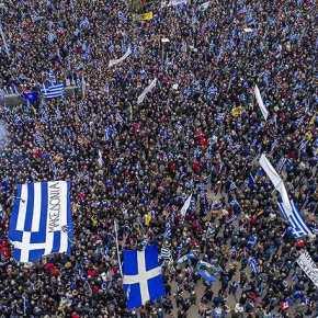 Έρχεται νέος ξεσηκωμός: Συλλαλητήριο στις Πρέσπες για τηΜακεδονία!
