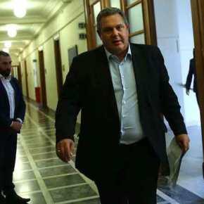 Ο Καμμένος ζήτησε άρση ασυλίας των βουλευτών της ΧΑ για να κατηγορηθούν για εσχάτηπροδοσία!