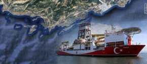 Τουρκική υποθαλάσσια γεώτρηση μόλις 26 ν.μ. από τοΚαστελόριζο