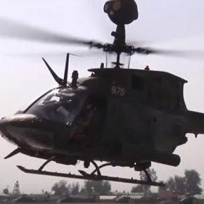 Ένα βήμα πιο κοντά τα ελικόπτερα Kiowa στον ελληνικό στρατό: Τι συζήτησε ο ΑρχηγόςΓΕΣ
